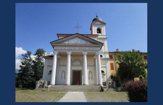 Castagnea - Santa Maria della Neve